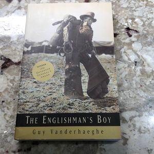 The Englishman's Boy by Guy Vanderhaeghe